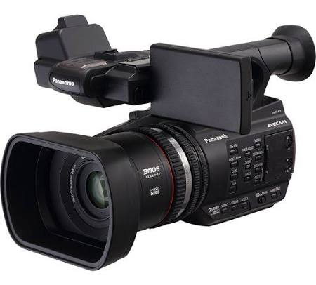 Image for Panasonic AVCCAM AG-AC90 2.68 MP Camcorder - 1080p