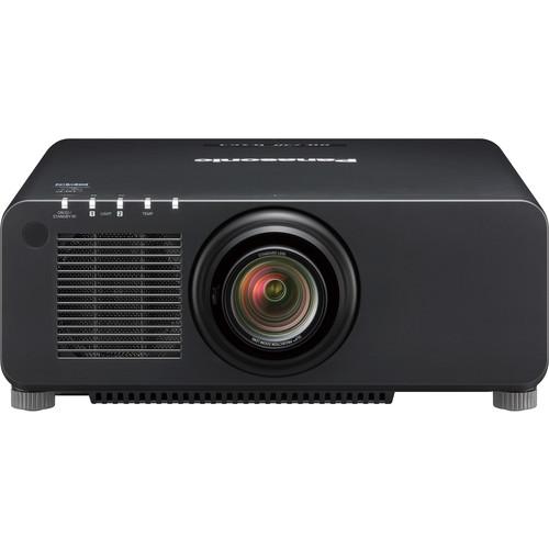 Panasonic PT-RZ660BU - WUXGA 1080p DLP Projector - 6,200 Lumens - Black