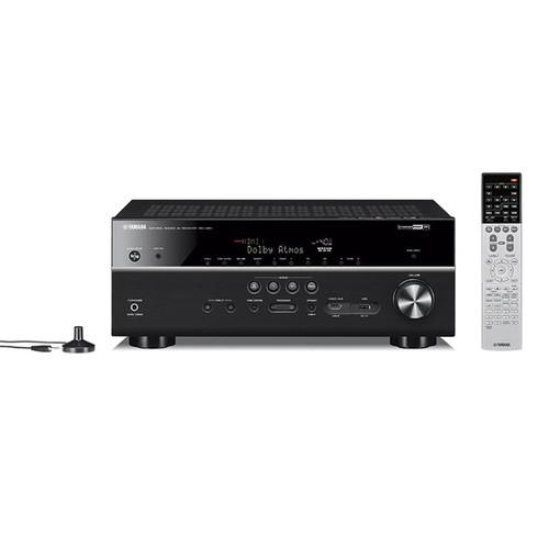 Image for Yamaha RX-V681 7.2-Channel Network A/V Receiver (Black)