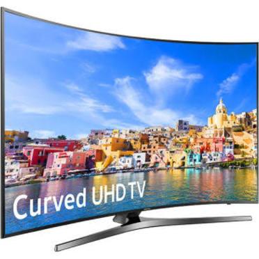 Samsung UN78KU7500FXZA 78-Inch Curved 4K UHD Smart LED TV