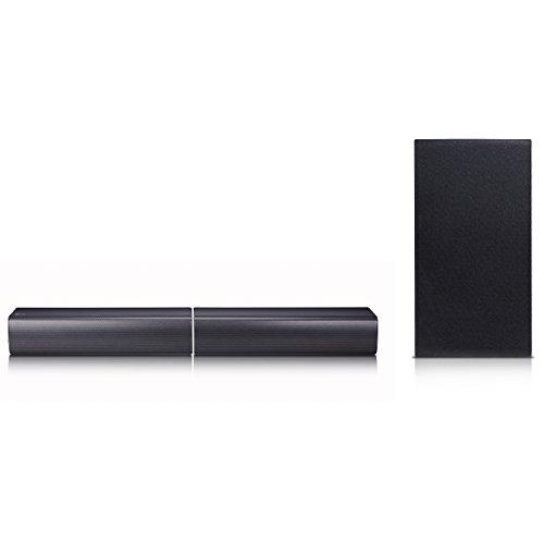 Image for LG Electronics SJ7 Sound Bar Flex - Dual Speaker System with Wireless Subwoofer