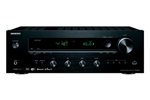 Onkyo TX-8260 Network Home Audio/Video Stereo Receiver - Black