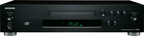 Image for Onkyo C-7000R Reference Audiophile Grade CD Player (Black)