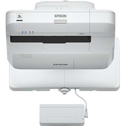 Epson BrightLink 697Ui - WUXGA 1080p 3LCD Projector with Speaker - 4400 lumens - Wi-Fi