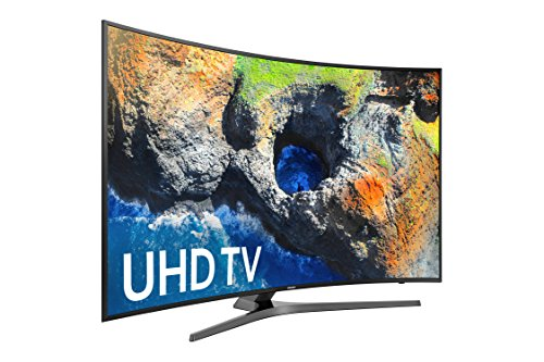 Image for Samsung UN55MU7500 Curved 55'' 4K Ultra HD Smart LED TV