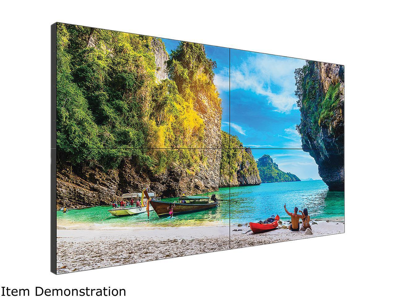 "Planar VM55MX-X - 55"" Commercial LED Display - 1080p"