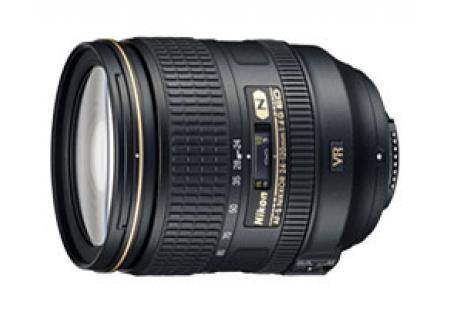 Nikon AF-S NIKKOR 24-120mm f/4G ED VR Zoom Lens