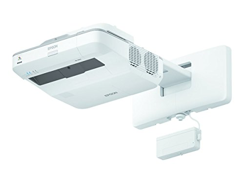 Epson BrightLink 696Ui - WUXGA 1080p 3LCD Projector with Speaker - 3800 lumens