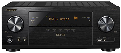 Pioneer VSXLX101 7.2 Channel Networked AV Receiver