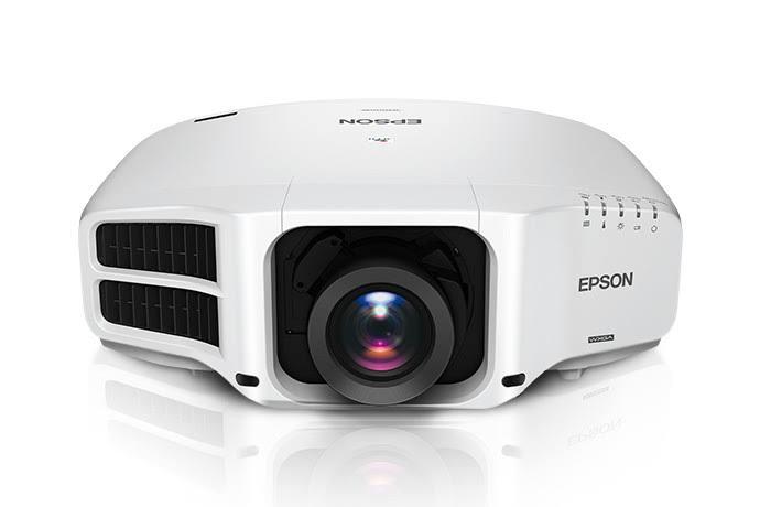 Epson PowerLite Pro G7200WNL - WXGA 720p 3LCD Projector