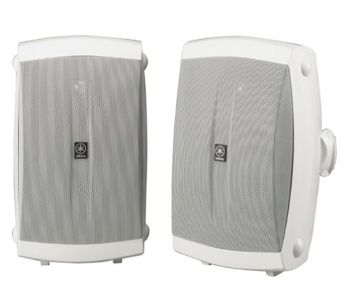Image for Yamaha NS-AW350W 2-Way Speakers - White (Pair)