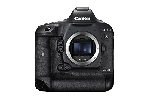Canon EOS-1DX Mark II 20.2MP DSLR Camera  -Body Only