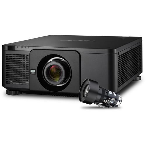 NEC PX803UL - 3D WUXGA 1080p DLP Projector -  Black