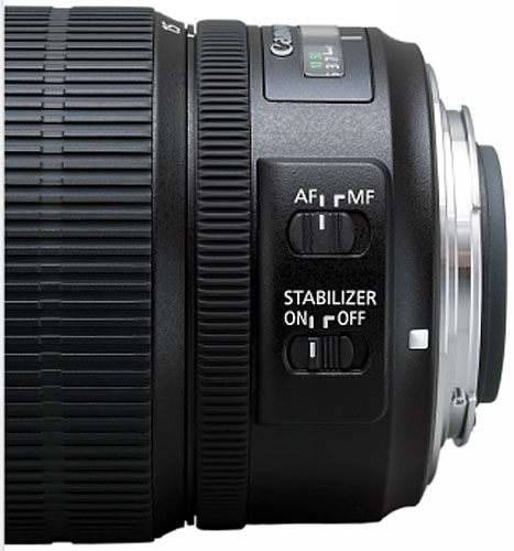 Image for Canon EF-S 15-85mm f/3.5-5.6 IS USM Standard Zoom Lens