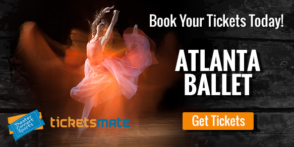 Atlanta Ballet 2016 Tickets