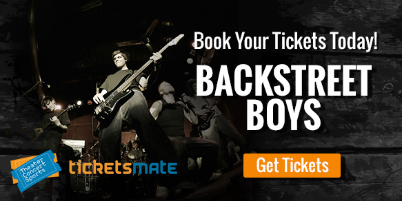 Backstreet Boys 2016 Tickets