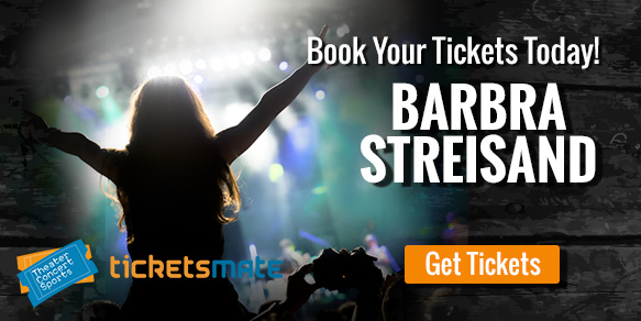 barbra streisand 2016 tour Tickets