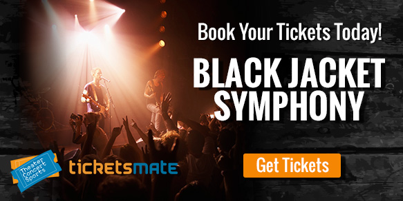 Black Jacket Symphony Tickets - Black Jacket Symphony Concert Tickets