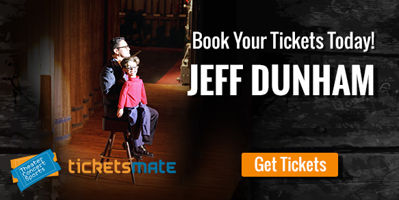 Jeff Dunham Tour Tickets