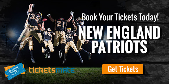 Tickets for New England Patriots