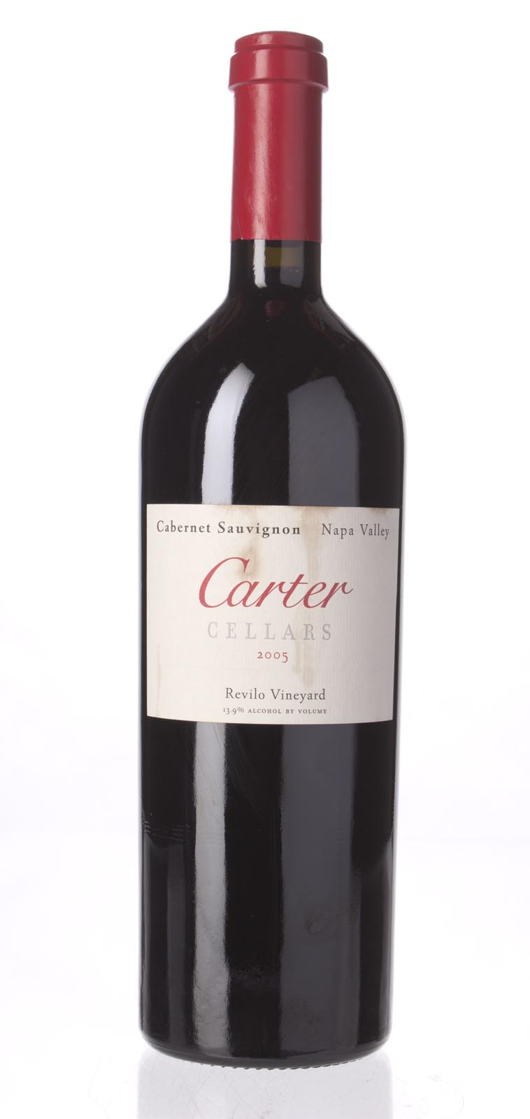 Carter Cabernet Sauvignon Revilo 2005, 750mL () from The BPW - Merchants of rare and fine wines.