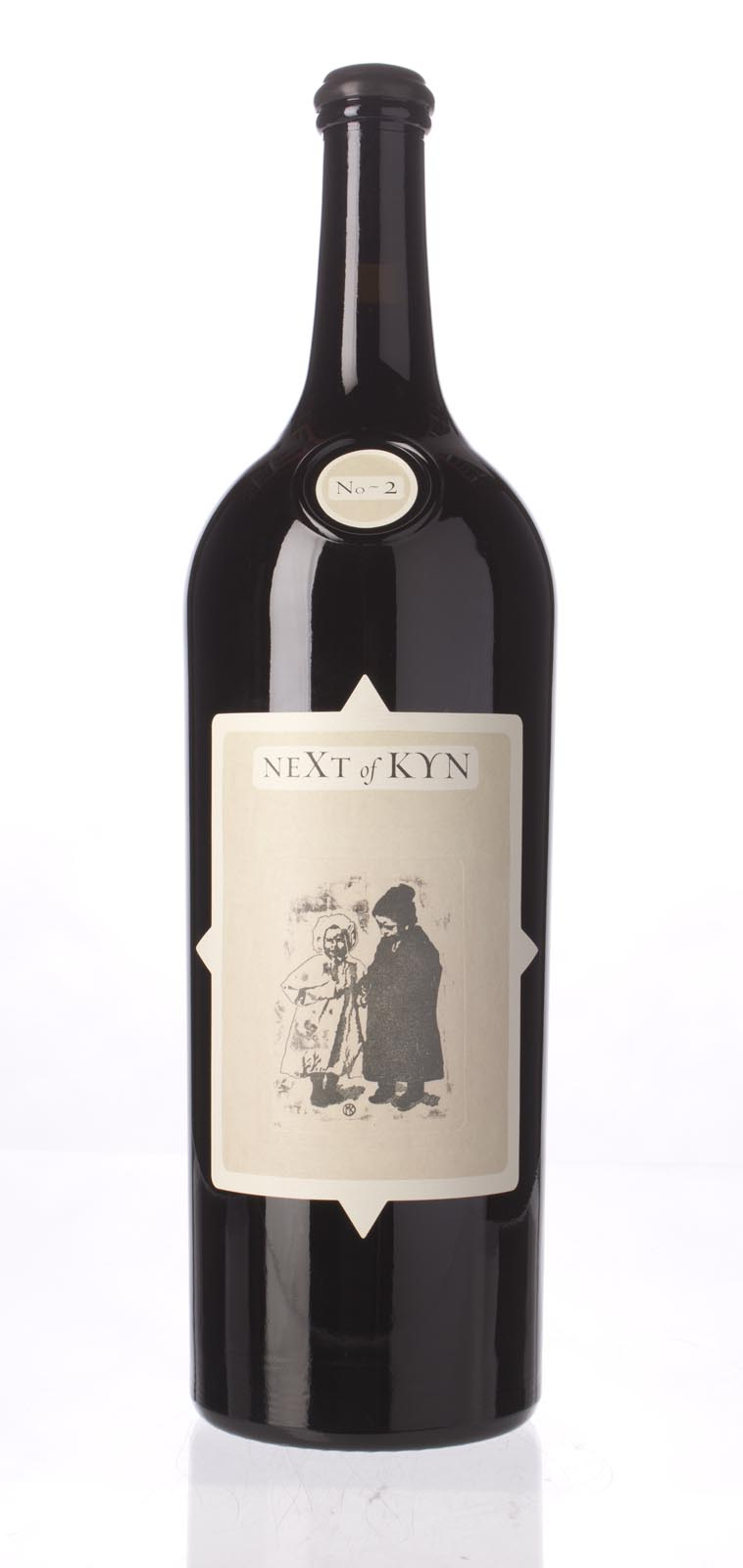 Next Of Kyn Syrah Cumulus Vineyard 2008, 1.5L (JS95, WA94-96, ST94) from The BPW - Merchants of rare and fine wines.