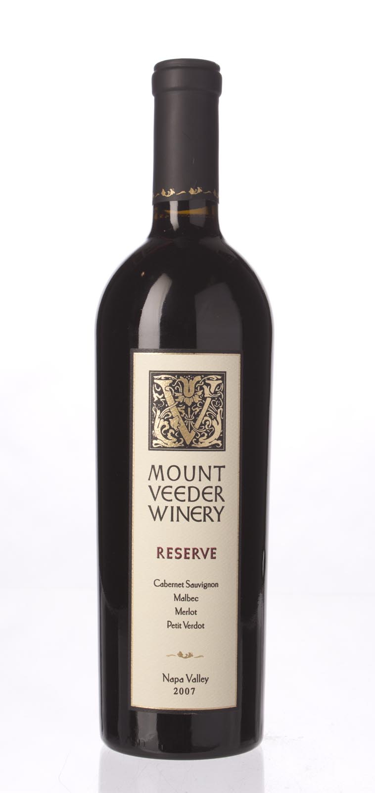Mount Veeder Proprietary Red Reserve 2007, 750ml () from The BPW - Merchants of rare and fine wines.