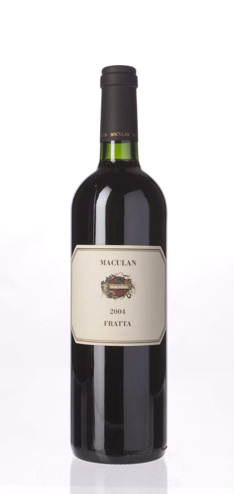 Maculan Fratta 2004, 750mL (WA93) from The BPW - Merchants of rare and fine wines.