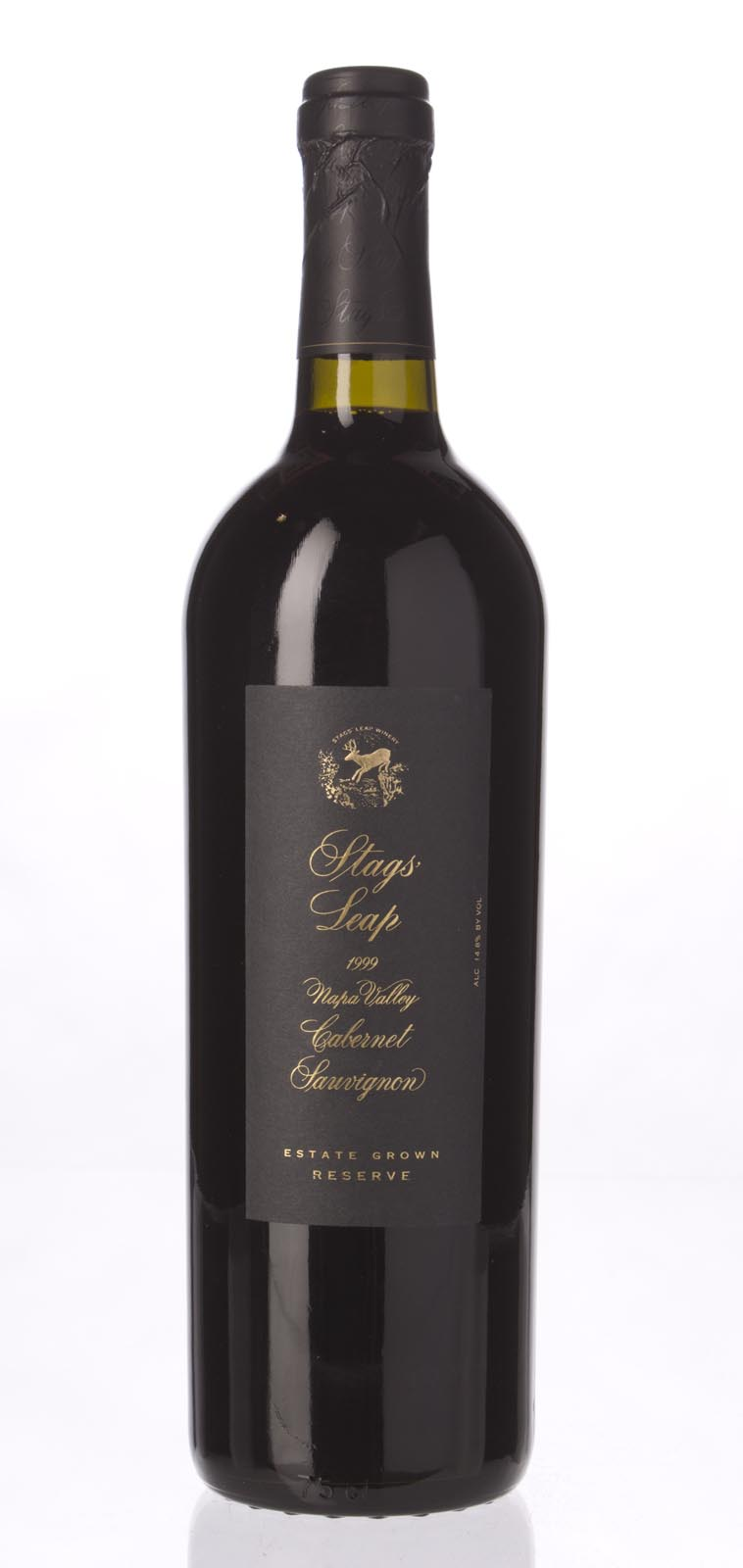 Stag`s Leap Winery Cabernet Sauvignon Estate Grown Reserve 1999, 750mL () from The BPW - Merchants of rare and fine wines.