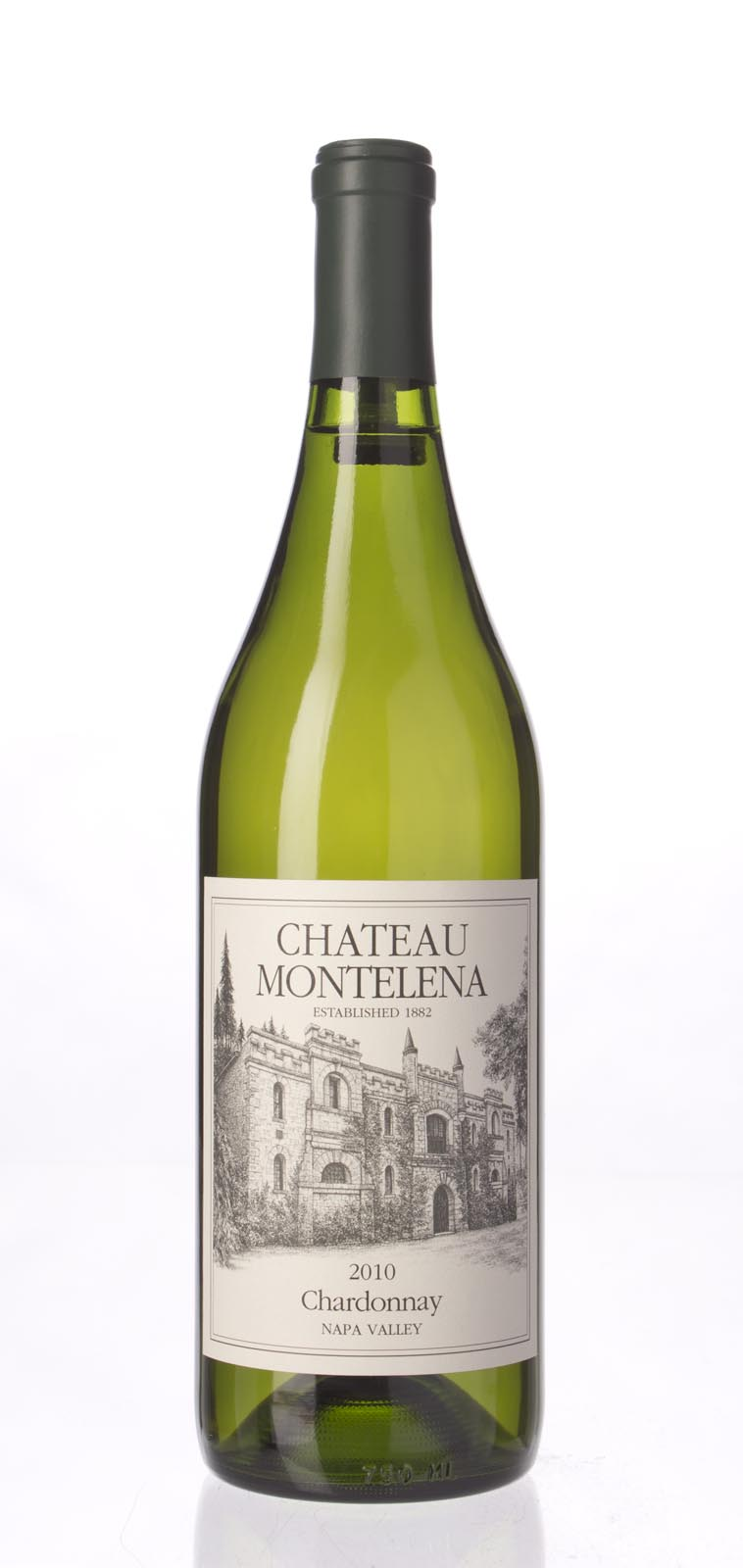 Chateau Montelena Chardonnay Napa Valley Estate 2010, 750ml (WA92, ST91+) from The BPW - Merchants of rare and fine wines.