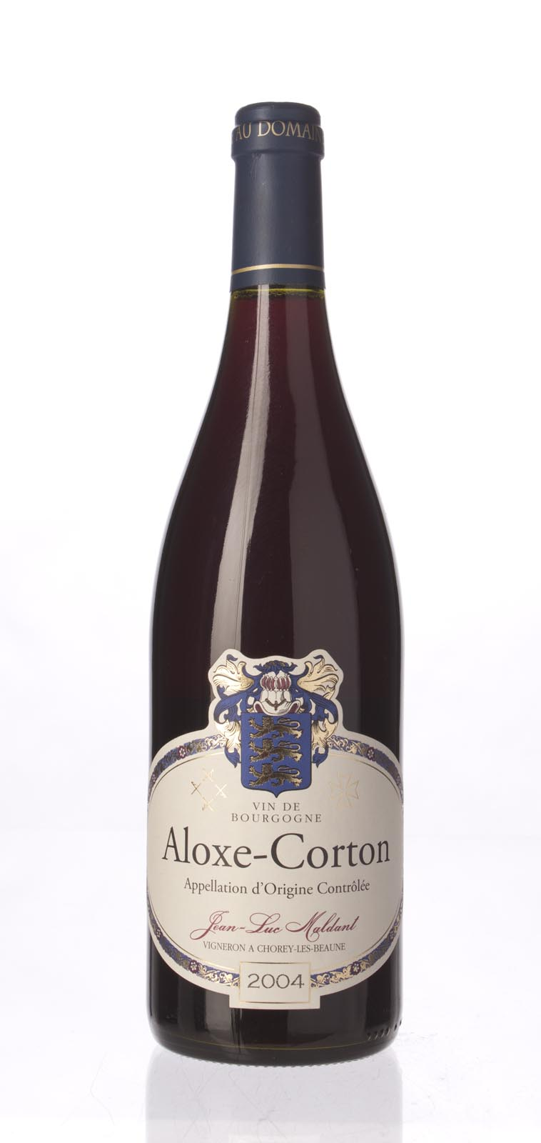 Domaine Jean Luc Maldant Aloxe Corton 2004, 750mL (CT88) from The BPW - Merchants of rare and fine wines.