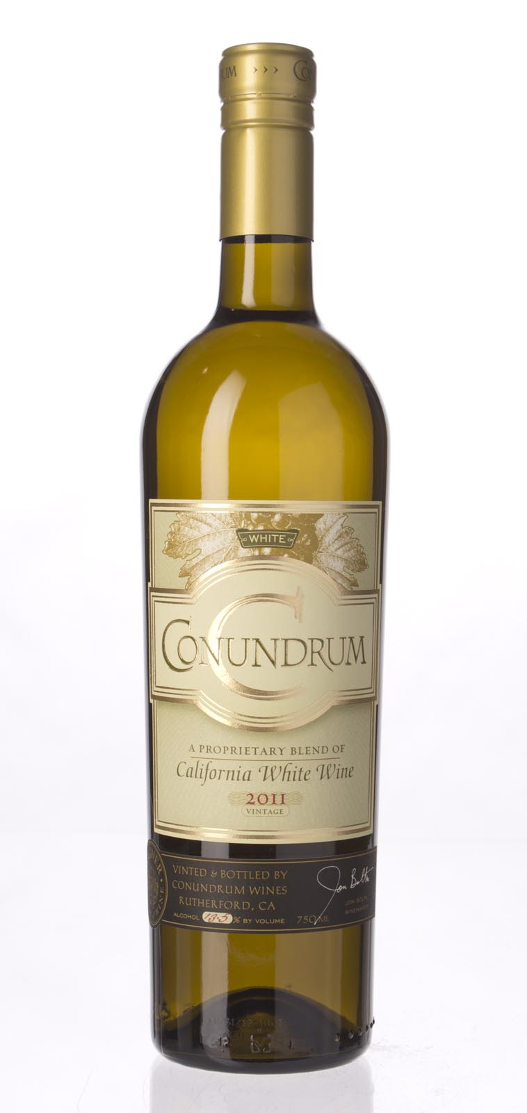 Caymus Conundrum 2011, 750ml () from The BPW - Merchants of rare and fine wines.