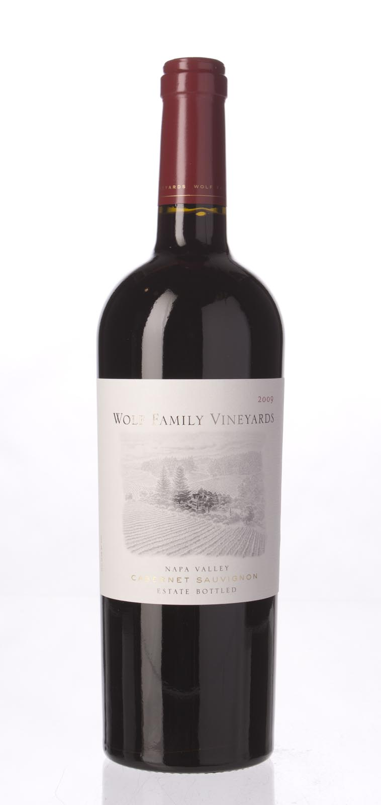 Wolf Family Vineyards Cabernet Sauvignon Napa Valley 2009,  () from The BPW - Merchants of rare and fine wines.