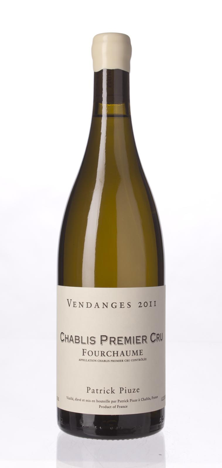 Maison Patrick Piuze Chablis Fourchaume 2011,  (WA89-91) from The BPW - Merchants of rare and fine wines.