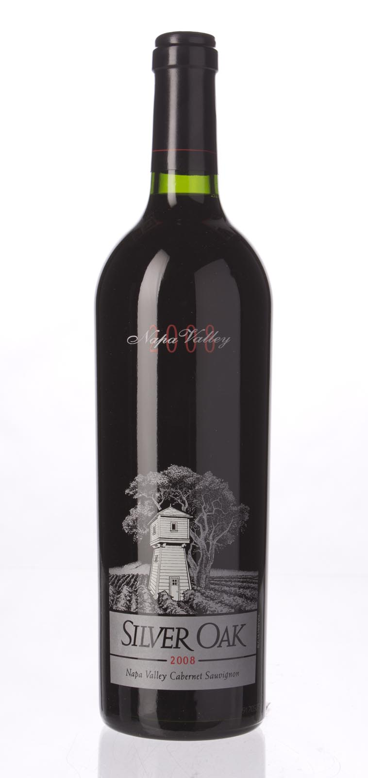 Silver Oak Cabernet Sauvignon Napa Valley 2008,  () from The BPW - Merchants of rare and fine wines.