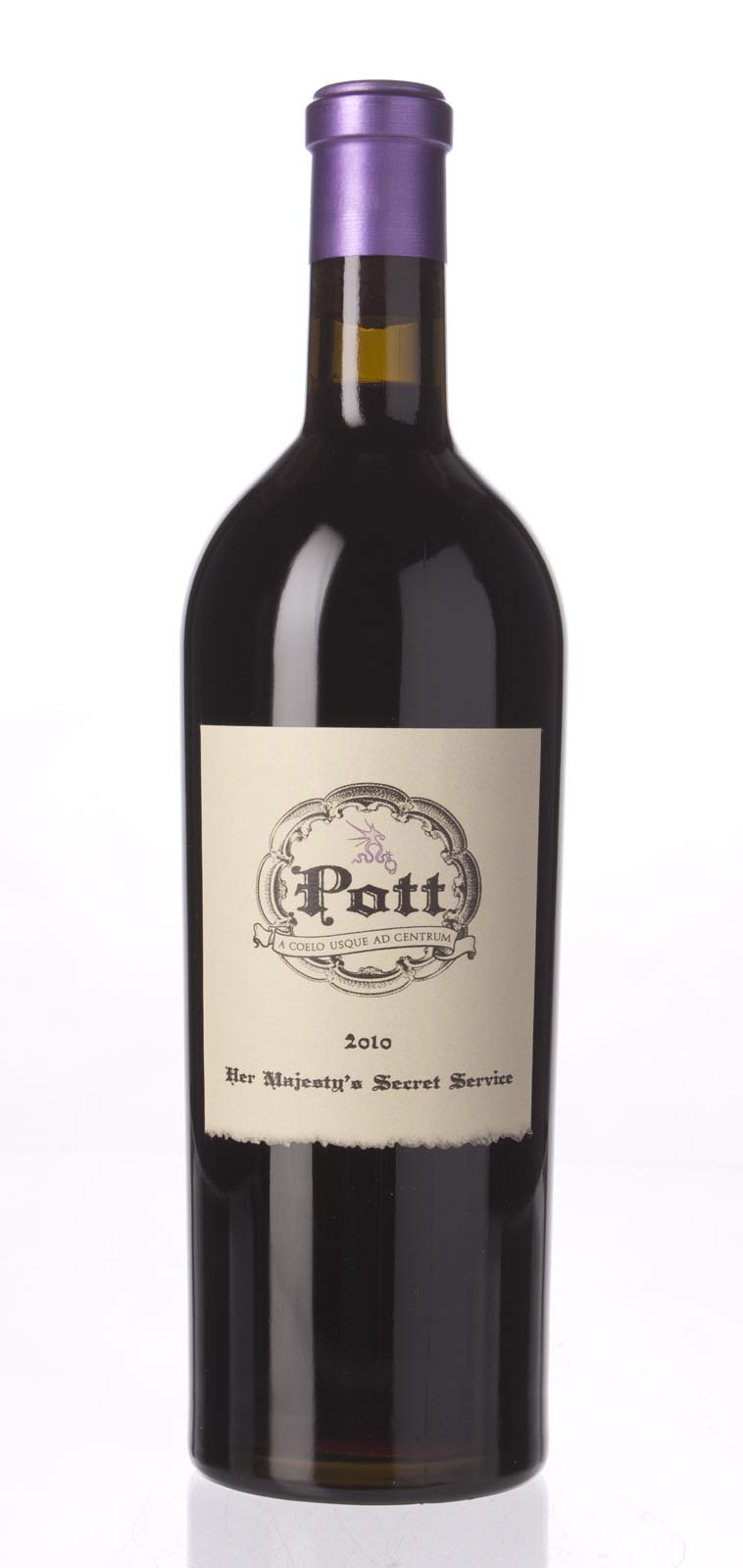 Pott Wines Cabernet Sauvignon Her Majesty`s Secret Service Stagecoach Vineyard 2010,  () from The BPW - Merchants of rare and fine wines.