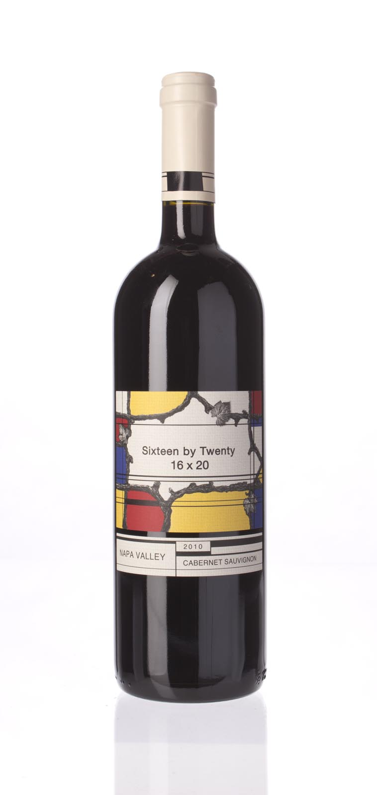 Sixteen by Twenty Cabernet Sauvignon Napa Valley 2010, 750ml () from The BPW - Merchants of rare and fine wines.