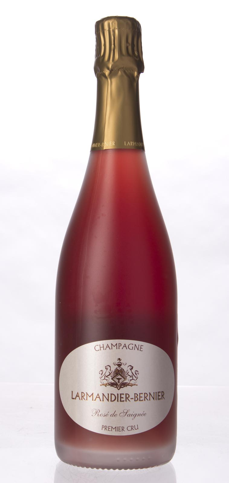 Larmandier Bernier Extra Brut Rose de Saignee N.V.,  (WA93) from The BPW - Merchants of rare and fine wines.