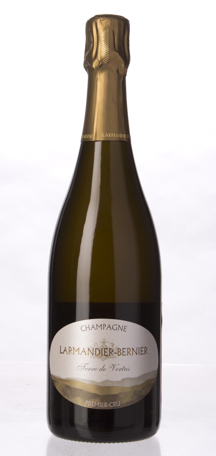 Larmandier Bernier Terre de Vertus Blanc de Blancs Brut Nature 1er Cru 2008,  () from The BPW - Merchants of rare and fine wines.
