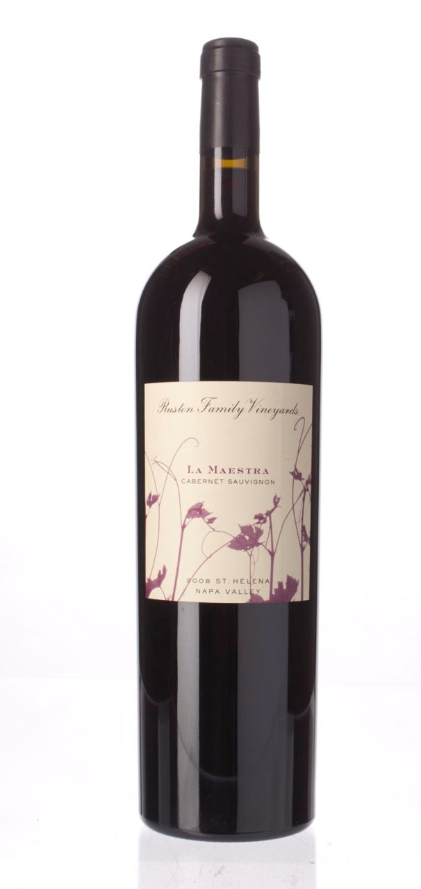 Ruston Family Vineyards La Maestra 2008, 750ml () from The BPW - Merchants of rare and fine wines.