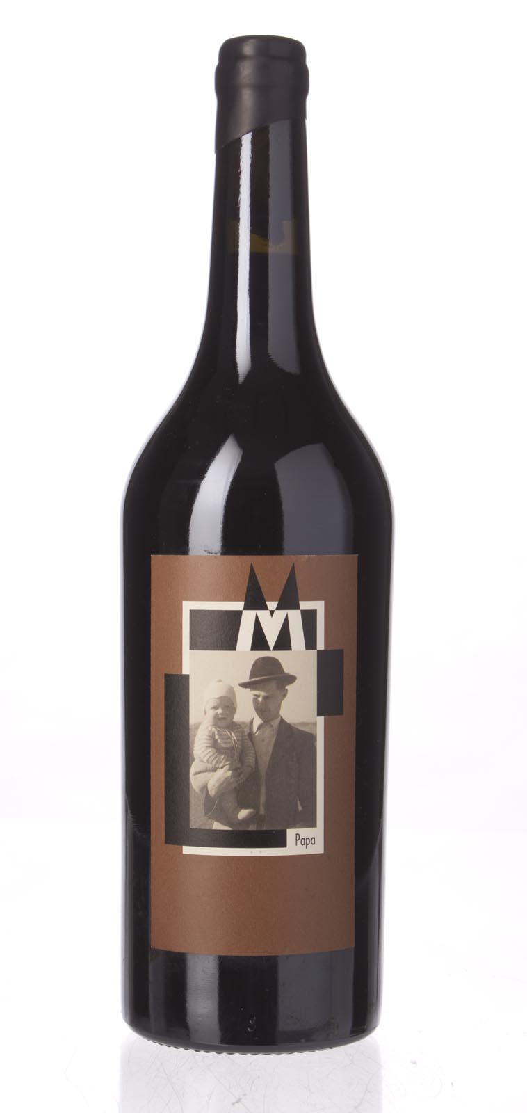 Sine Qua Non Syrah Papa 2003, 750mL (WA98) from The BPW - Merchants of rare and fine wines.