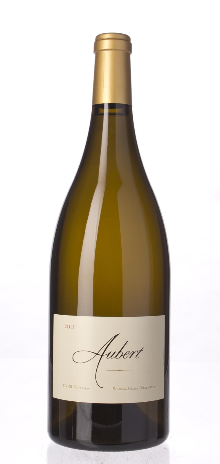 Aubert Chardonnay UVSL 2011, 1.5L (WA95) from The BPW - Merchants of rare and fine wines.
