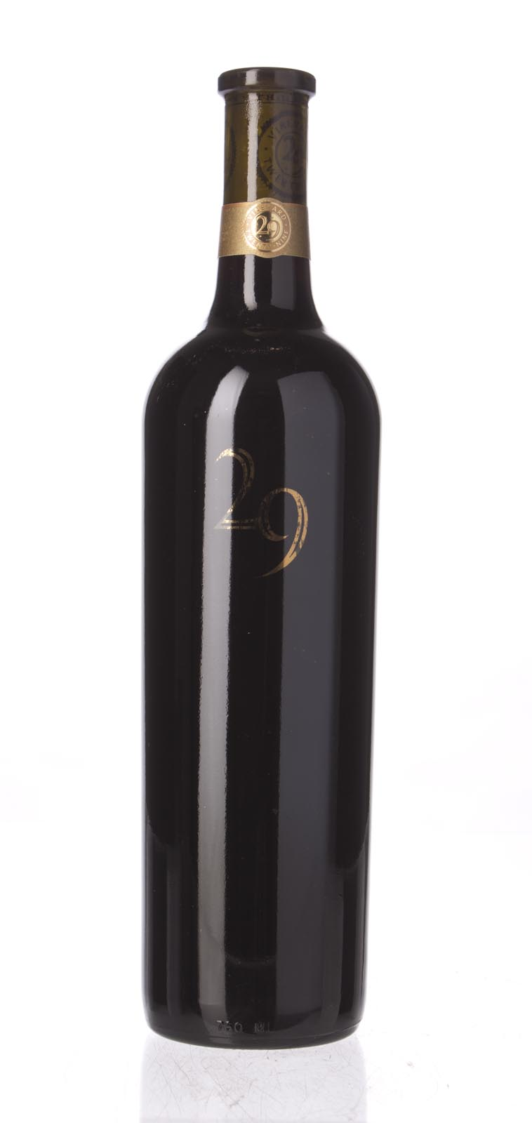 Vineyard 29 Cabernet Sauvignon Napa Valley 1992, 750mL (Debut Vintage!) from The BPW - Merchants of rare and fine wines.
