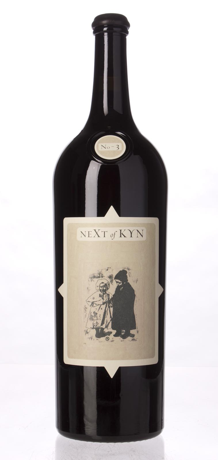 Next Of Kyn Syrah Cumulus Vineyard 2009, 1.5L (WA96+) from The BPW - Merchants of rare and fine wines.