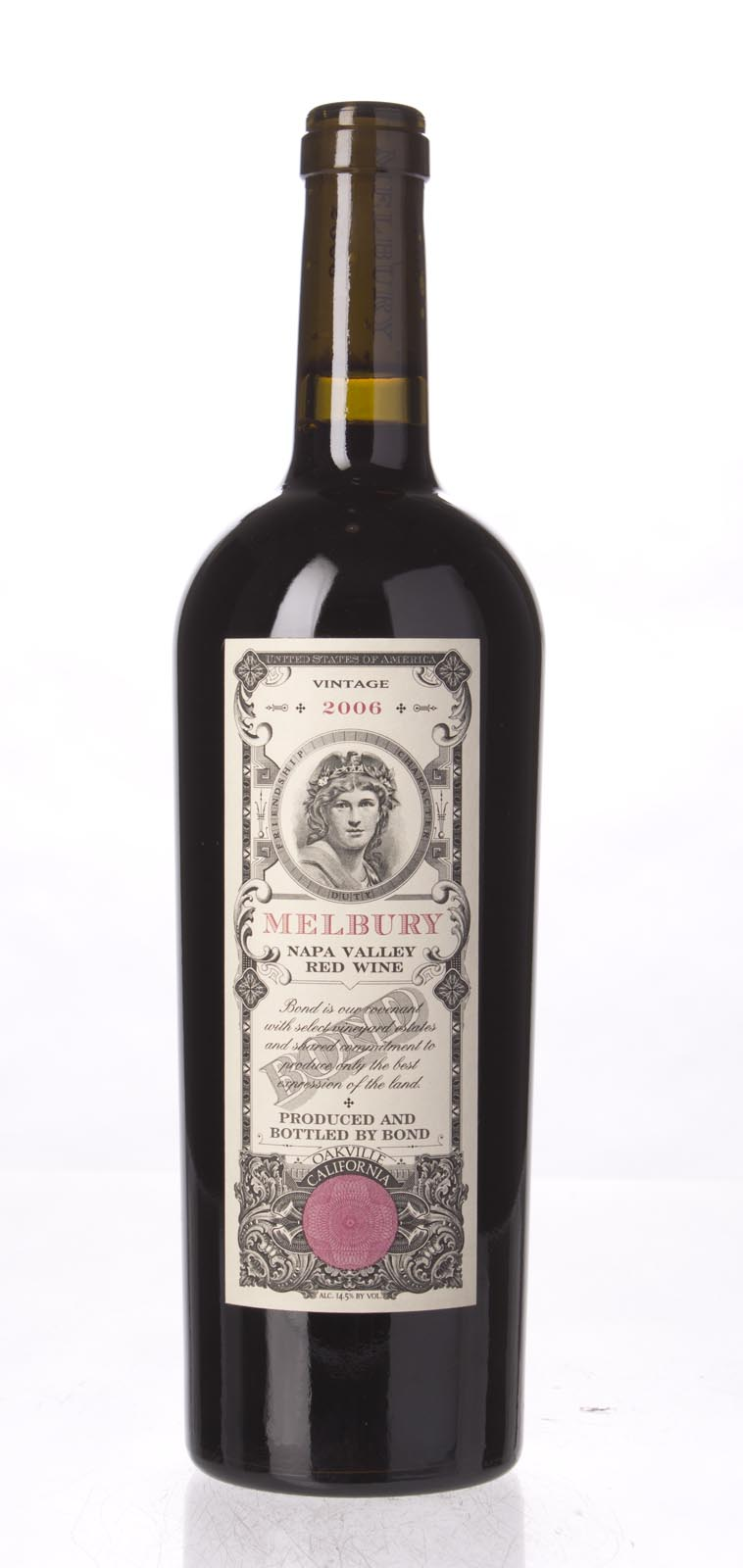 Bond Melbury 2006, 750mL (JS94, WA94, ST93+, WS92) from The BPW - Merchants of rare and fine wines.