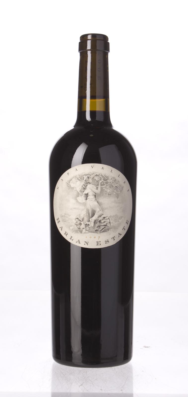 Harlan Estate Proprietary Red 2007,  (WA100) from The BPW - Merchants of rare and fine wines.