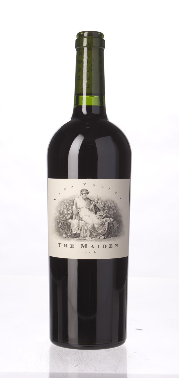 Harlan Estate The Maiden 2006, 750mL (JS91, WA91, ST91, WS93) from The BPW - Merchants of rare and fine wines.