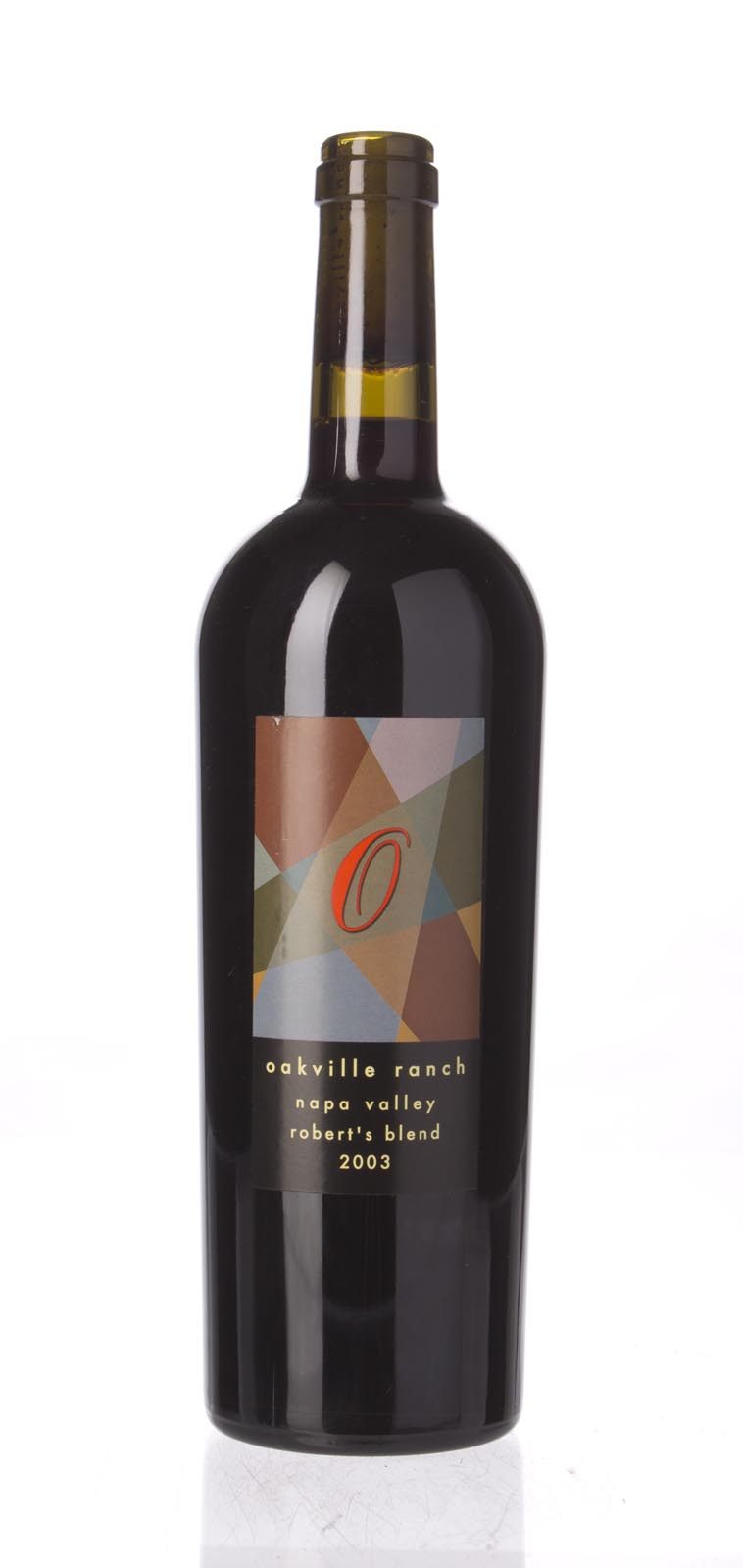 Oakville Ranch Cabernet Franc Robert`s Blend 2003, 750ml () from The BPW - Merchants of rare and fine wines.