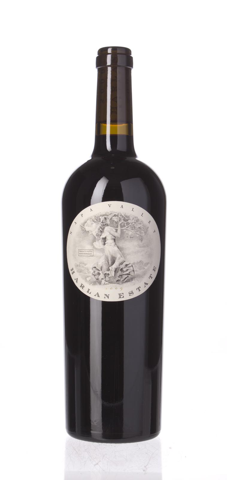 Harlan Estate Proprietary Red 2009, 750mL (WA96-98, ST97+, WS96) from The BPW - Merchants of rare and fine wines.