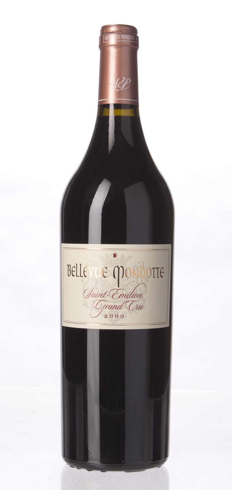 Bellevue Mondotte 2009,  (WA100) from The BPW - Merchants of rare and fine wines.